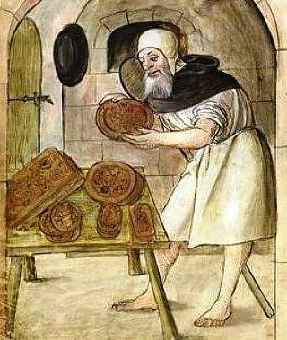 monarque realisant le pain d'épice