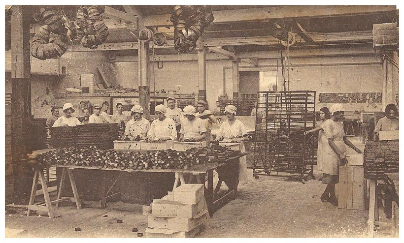atelier fabrication pain d'épice